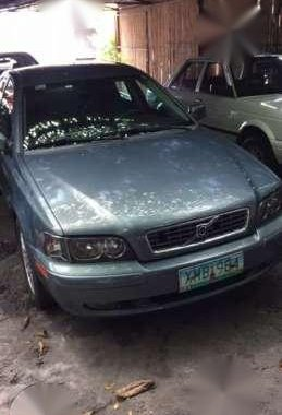 Execllent Condition 2004 Volvo S40 For Sale