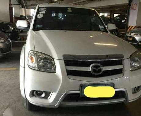 Mazda BT50 2010 Sport MT White For Sale