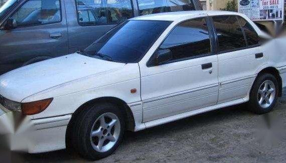 Mitsubishi LANCER 1991 MT White For Sale