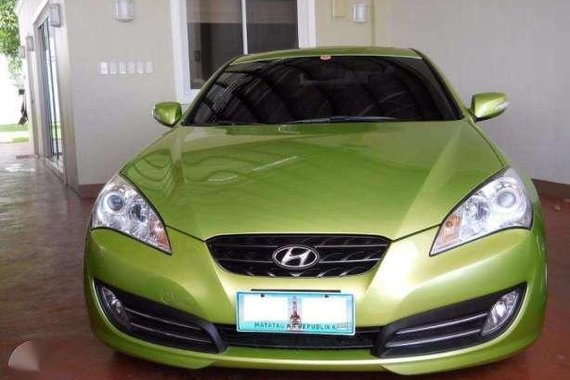 2009 Hyundai Genesis Coupe 3.8 V6 Gas Automatic 20Tkm CleanPapers