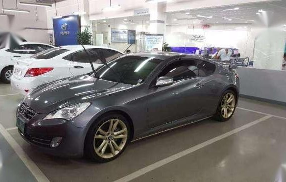 2009 Genesis Coupe 3.8 AT for sale