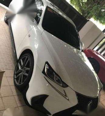 Lexus IS350 F Sport 2017 for sale