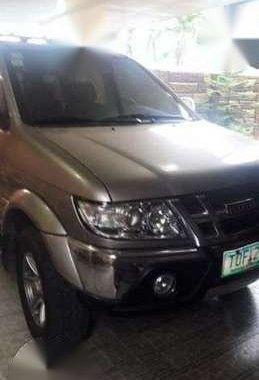 Isuzu Sportivo 2012 MT Brown For Sale
