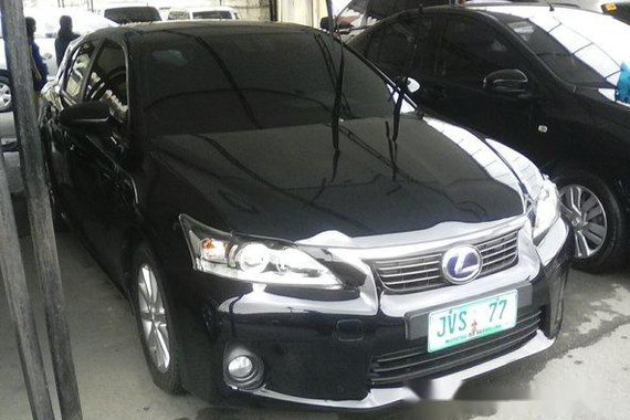 FOR SALE Lexus CT 200h 2012