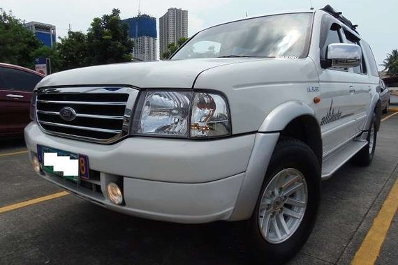 ALTITUDE Edition Ford Everest Diesel FOR SALE