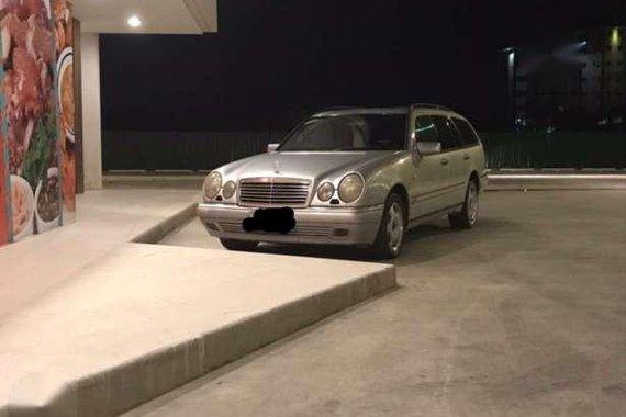 RUSH Mercedes Benz E320 Wagon 210(repriced)