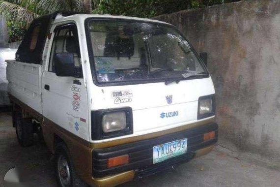 Used 4x4 Suzuki Multicab