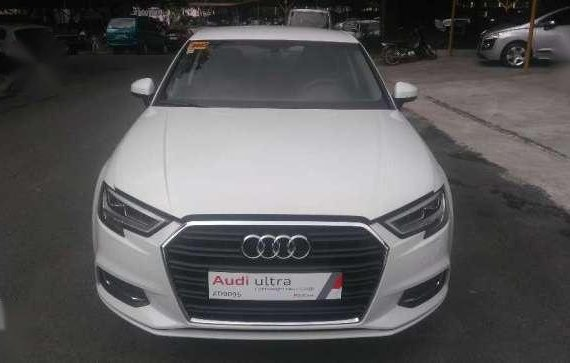 AUDI A3 brand new 2017 for sale