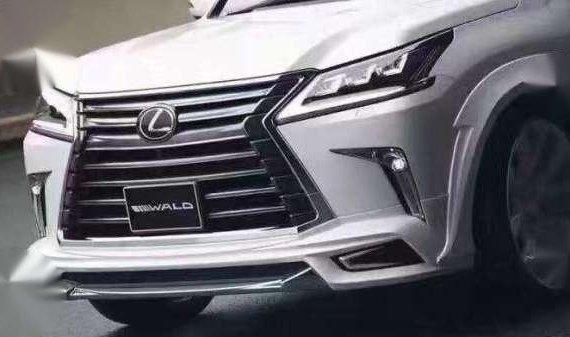 2017 Lexus LX 570 Wald White For Sale