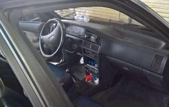 Fresh Toyota Corolla 1991 MT Gray For Sale