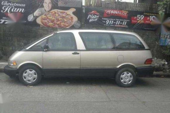 Toyota previa for sale