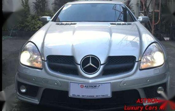 2006 Mercedes Benz SLK 350 AMG Full Package Full Options