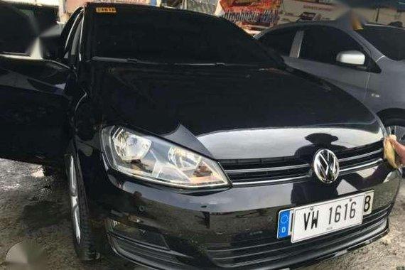 2016 Volkswagen Golf 1.4L Turbo AT Assume Balance