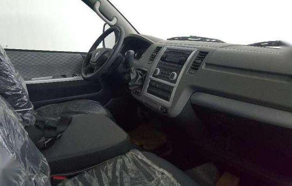 98k all-in DP Foton View Transvan 2.8L Turbo CRDI