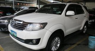 2012 Toyota Old Fortuner G Diesel AT for sale
