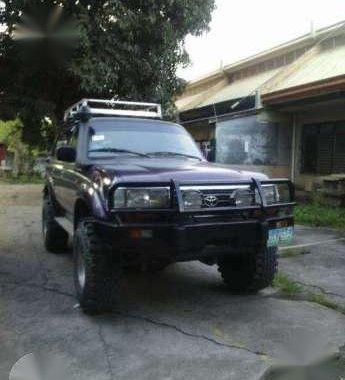 Toyota Land Cruiser VX Series 80 2001 For Sale