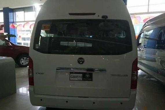 2017 Foton View Diesel Manual for sale