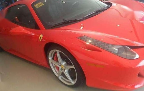 2014 Ferrari 458 spider brand new for sale
