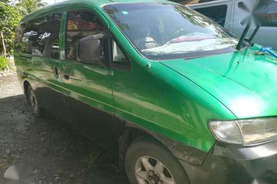 Hyundai Starex for sale in good condition