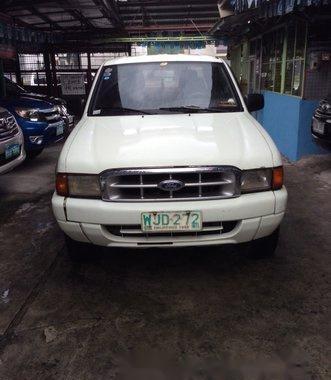Ford Ranger 1999 WHITE FOR SALE