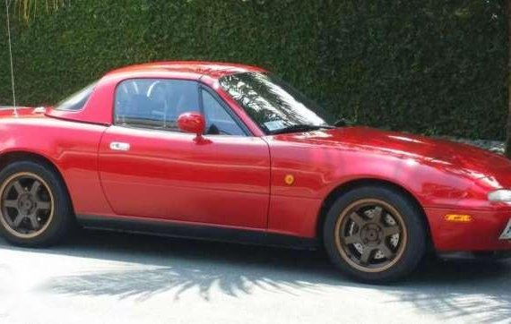 Good As New 1996 Mazda MX5 NA For Sale