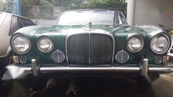Jaguar 1967 420G Customized Body Project Car