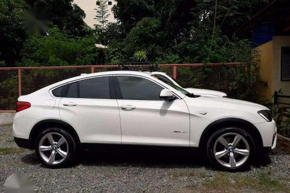 Bmw X4 3.0 Diesel Automatic 2015 For Sale