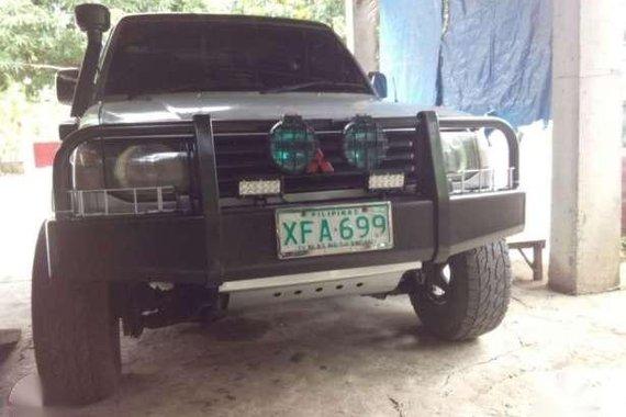 Mitsubishi Pajero for sale