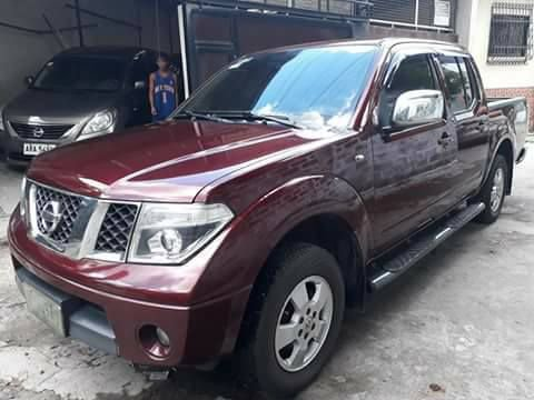 2013 Nissan Navara truck for sale
