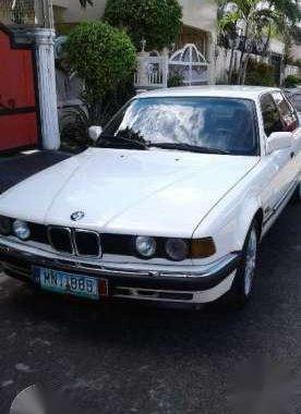 BMW 730i series 1992 model for sale