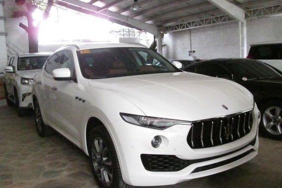 For sale 2017 Maserati Levante