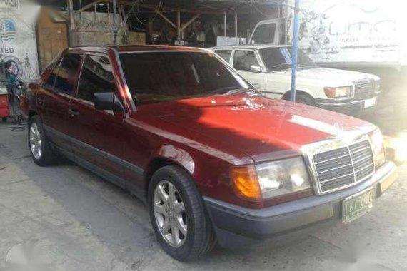 Good Condition 1986 Mercedes Benz 230E For Sale