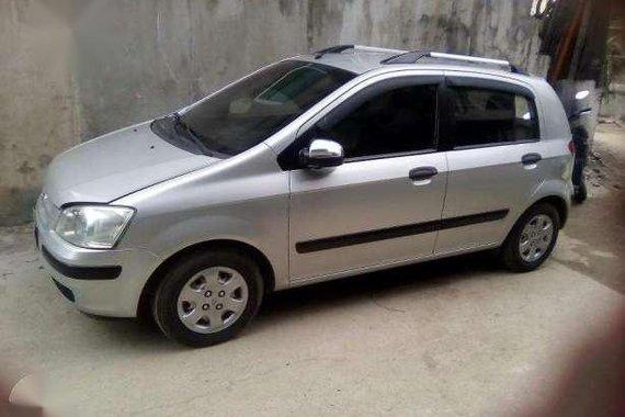 All Power Hyundai Getz 2005 For Sale