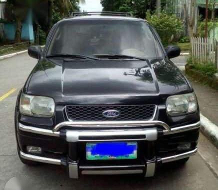 Ford Escape XLT 2005 4X4
