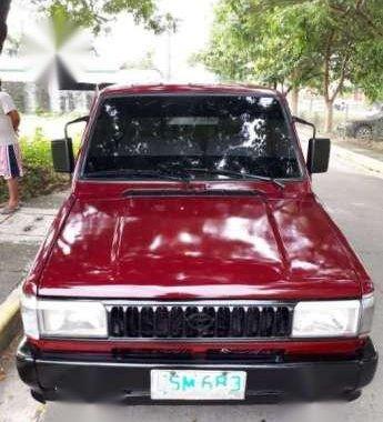 Toyota tamaraw fx gl 1997 mdl orgnal private (tag revo hilander)