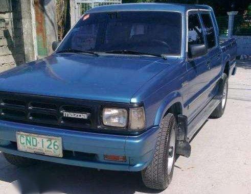 MAZDA B2200 Pickup 1996 Model