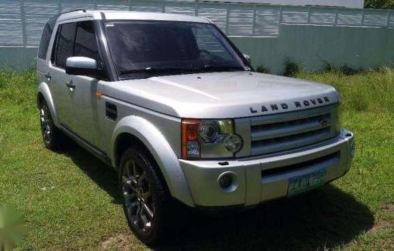 Good Engine 2005 Land Rover Discovery Lr3 For Sale