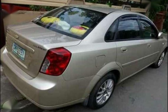 Chevrolet optra automatic 2005 model