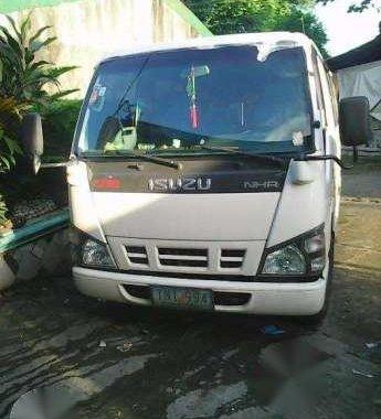 Isuzu I-VAN 2013 Diesel White Van For Sale
