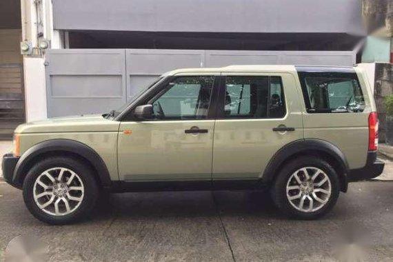 Land Rover Discovery LR3 V8 Local