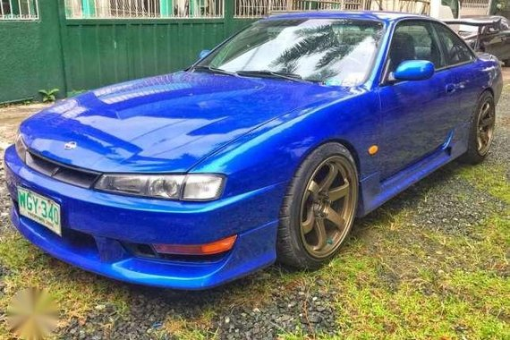 Very Well Kept 1997 Nissan Silvia S14 200sx For Sale
