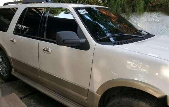Ford Expedition EL 2010 4WD AT White For Sale