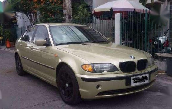 Immaculate Condition 2002 BMW 318i Gas AT For Sale