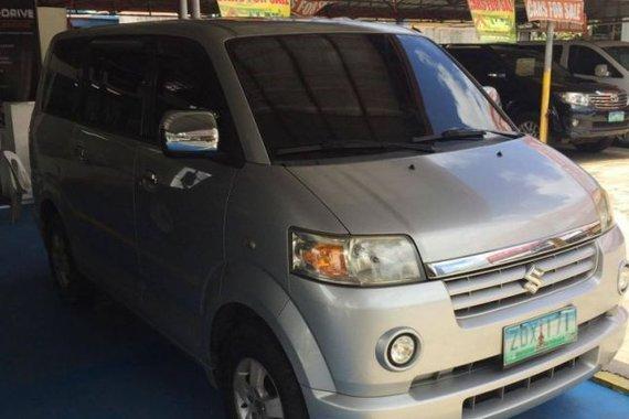 For sale 2005 Suzuki APV