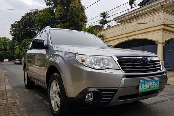 For sale 2011 Subaru Forester