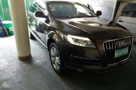 2012 Audi Q7 3.0 Turbo Diesel 4x4 Automatic