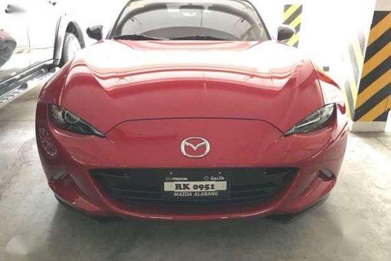 Bank Loan OK Rush Sale Mazda MX-5 Miata ND with GPS Series MT 5KM