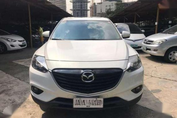 Fully Loaded 2015 Mazda CX9 AWD For Sale