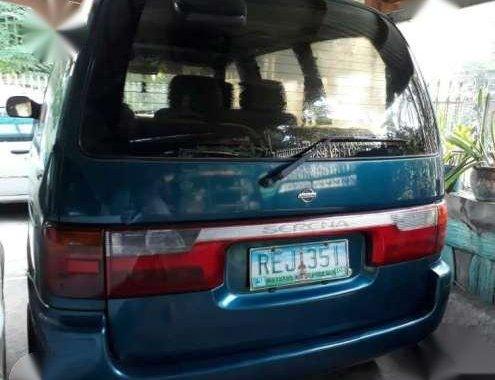 Nissan Serena AT diesel