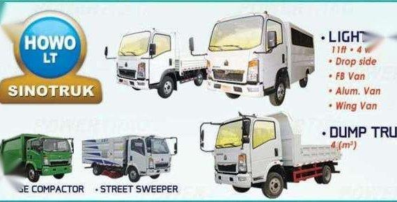 Brand New HOWO Trucks Mttc FAW TKING Sinotruk Liugong Hino Lonking